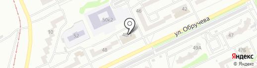 Корзинка Велиевых на карте Прокопьевска