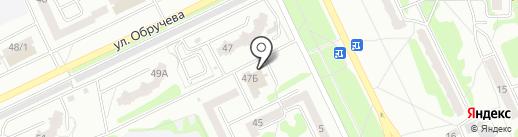 Мастерская по ремонту часов и обуви на карте Прокопьевска