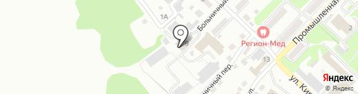 Спецбюро, МП на карте Киселёвска