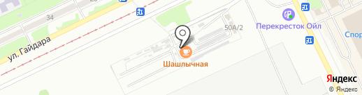 2 этаж на карте Прокопьевска