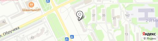 Электромаркет на карте Прокопьевска