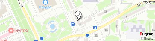 АК СТИМУЛ на карте Прокопьевска