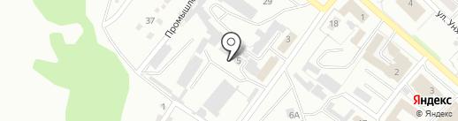 Компакт-Эко на карте Киселёвска