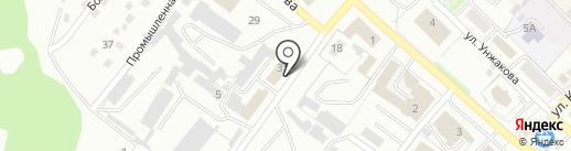 Кофейня на карте Киселёвска