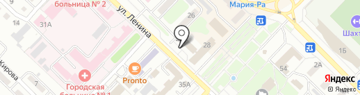 OxiTravel на карте Киселёвска