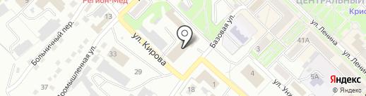 Телекомсервис на карте Киселёвска