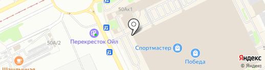Tele2 на карте Прокопьевска