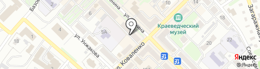 Ломбард-ВЕСТ на карте Киселёвска