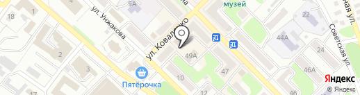 Сибтехресурс на карте Киселёвска