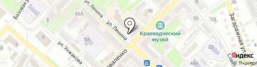 585 на карте Киселёвска