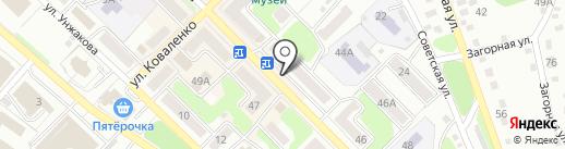 Пекарня №1 на карте Киселёвска