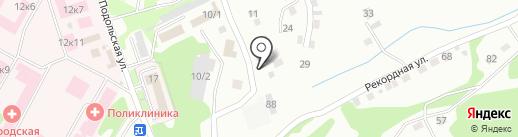 1С. Партнер. ИТ-Проф на карте Прокопьевска