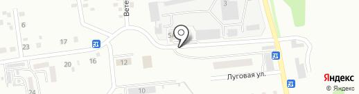 ЖЕСТЯНЩИК на карте Киселёвска