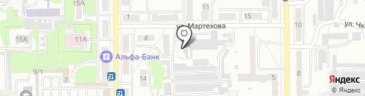 Системы Безопасности Кузбасса на карте Прокопьевска