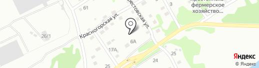 Блюз на карте Прокопьевска