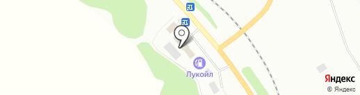 Эко+ на карте Киселёвска