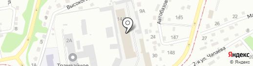 Автобосс на карте Прокопьевска