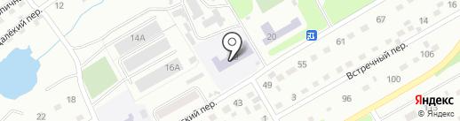 Гвоздика на карте Киселёвска
