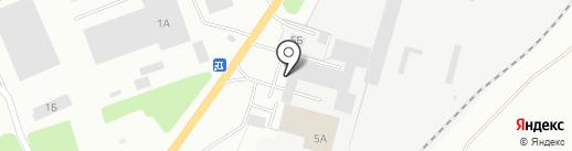 Сумитек Интернейшнл на карте Киселёвска