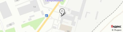 ФаворитАвто на карте Киселёвска