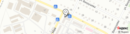 Пивная №1 на карте Киселёвска