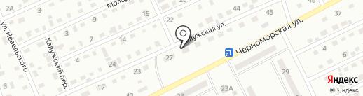 ЮжКузбассМеталл на карте Киселёвска