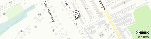 Зеленоказанский ветеринарный участок на карте Киселёвска