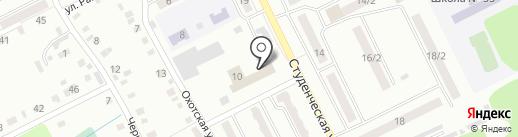 Дом детского творчества г. Киселёвска на карте Киселёвска