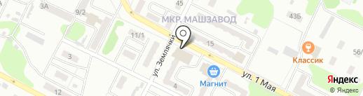 БЭСТ на карте Киселёвска