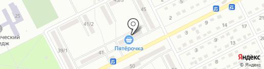 Банкомат, Альфа-Банк на карте Киселёвска