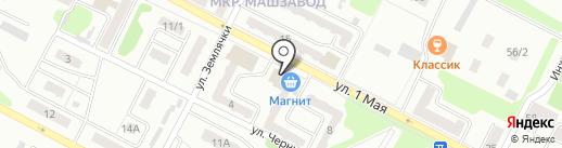 Промторг на карте Киселёвска