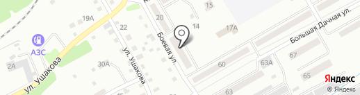 Компания систем видеонаблюдения на карте Киселёвска