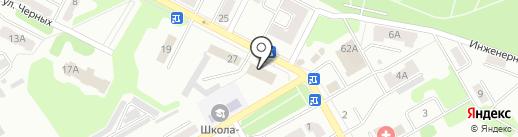 Памятники на карте Киселёвска