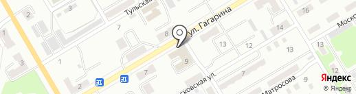 ГарантЪ на карте Киселёвска
