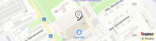 RBT.ru на карте Киселёвска