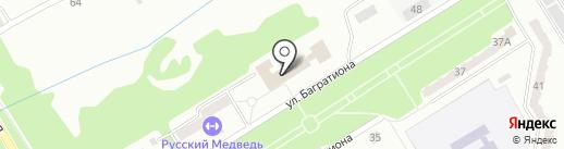 Дом престарелых, МКУ на карте Киселёвска