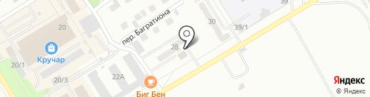 АВТОСПЕКТР на карте Киселёвска