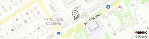 Пивмаг на карте Киселёвска