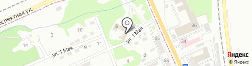 Банкомат, Банк Русский стандарт на карте Прокопьевска