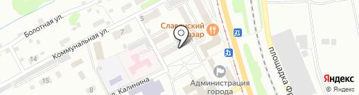 Ростелеком, ПАО на карте Прокопьевска
