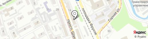 Oriflame на карте Прокопьевска