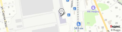 Прокопьевский электромашиностроительный техникум на карте Прокопьевска