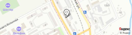 СкайТур на карте Прокопьевска