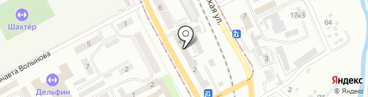 Ваш риэлтор на карте Прокопьевска