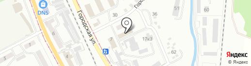 КузбассЭлектроМонтаж на карте Прокопьевска