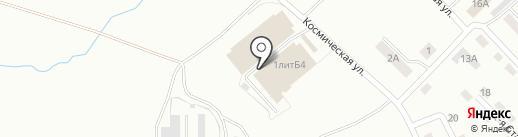Торгово-промышленная компания на карте Прокопьевска