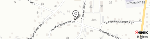 Альянс на карте Прокопьевска