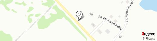 Бюро ритуальных услуг на карте Прокопьевска