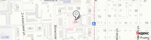 Алиса на карте Прокопьевска