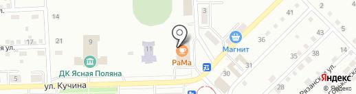 Reni на карте Прокопьевска